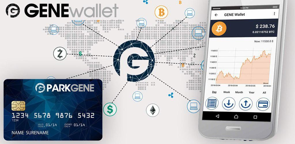 PARKGENE Launches GENE Wallet and Announces GENE Debit Card